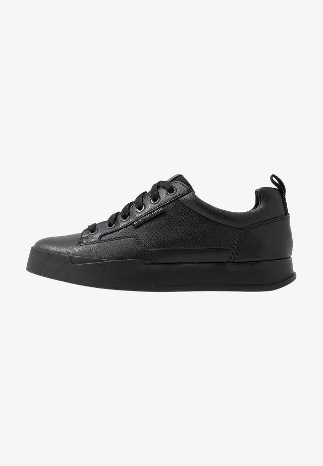 RACKAM CORE LOW - Baskets basses - black