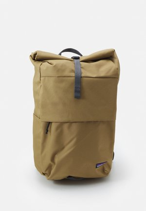 ARBOR ROLL TOP PACK UNISEX - Batoh - coriander brown