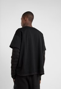Damir Doma - Long sleeved top - black - 2