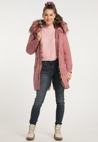 myMo - Winter coat - rosa - 1