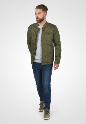 STAN - Giubbotto Bomber - dusty olive