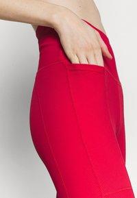 Cotton On Body - POCKET 7/8 - Medias - red - 3
