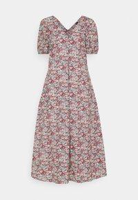 YAS - YASTULIA DRESS - Day dress - rosewood/tulia - 0