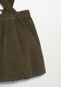 Mango - NORTH - A-line skirt - khaki - 3