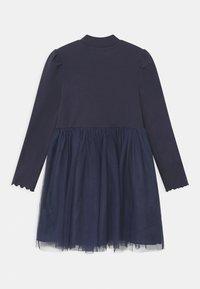 GAP - GIRL  - Žerzejové šaty - navy uniform - 1