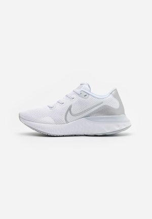 RENEW RUN - Neutral running shoes - pure platinum/metallic silver/white