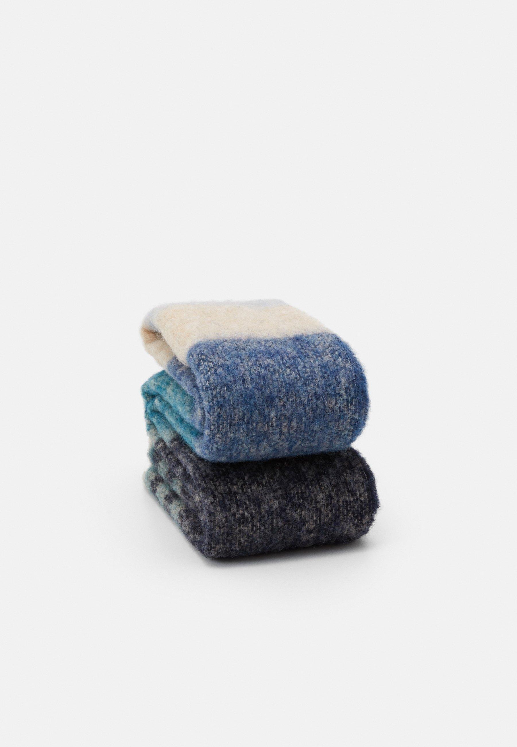 Paul Smith Scarf - Schal Dark Blue/multicolor/dunkelblau