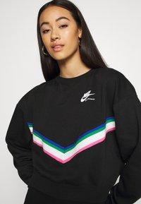 Nike Sportswear - Sweater - black/sail/white - 4