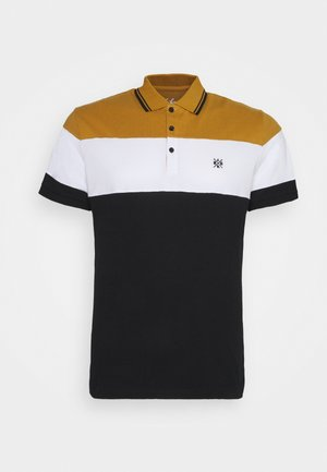 DANGERFIELD - Polo shirt - mustard