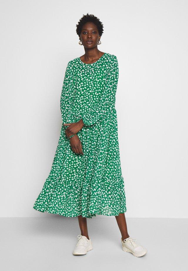 BABAL DRESS - Długa sukienka - jolly green