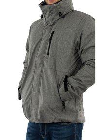Superdry - Light jacket - gris - 3