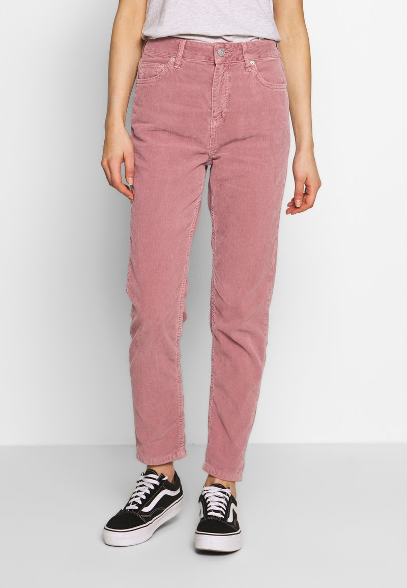 BDG Urban Outfitters - HATAY - Trousers - rose