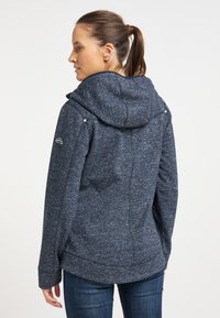 ICEBOUND - Fleece jacket - marine melange