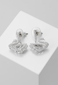 Swarovski - DANCING SWAN - Earrings - white - 0