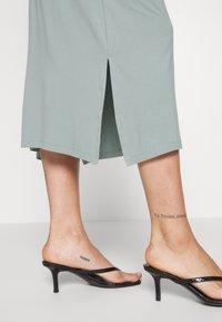 Even&Odd - BASIC - Maxi skirt - Maxi sukně - abyss - 3