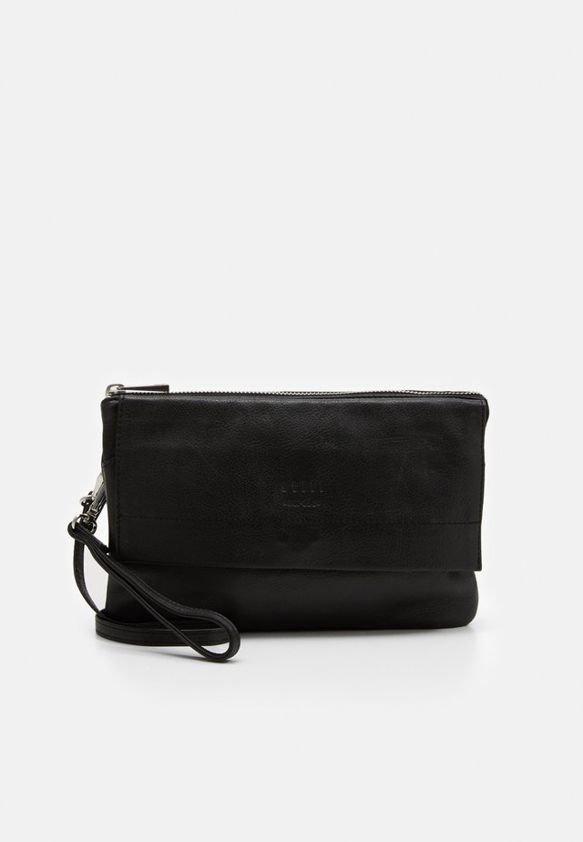 ANOUK CROSSBODY - Kuvertväska - black
