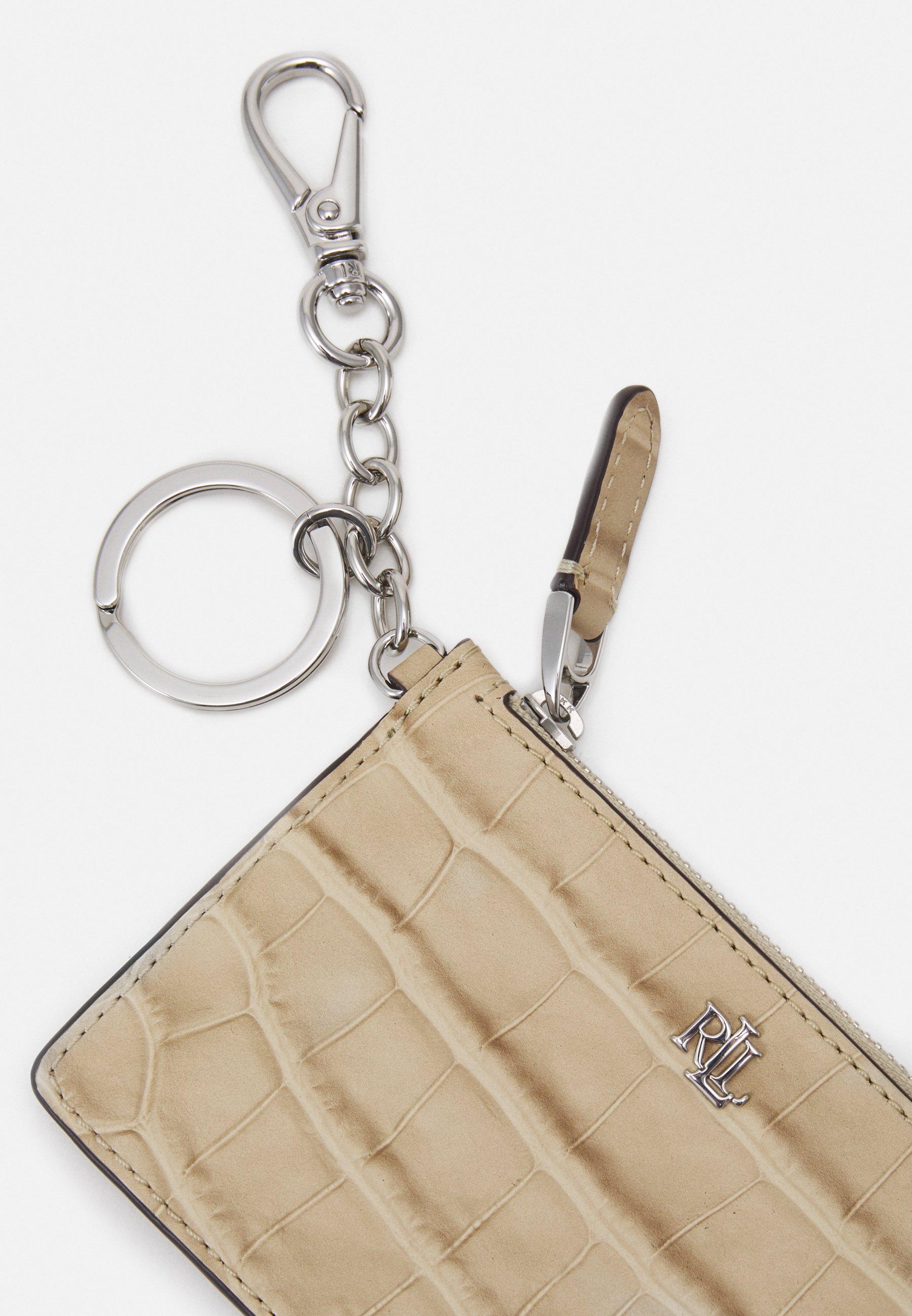 Women MATTE EMBOSS ZIP CARD - Wallet