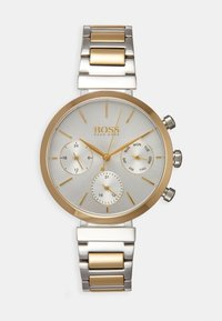 BOSS - FLAWLESS - Watch - silver-coloured/gold-coloured - 0