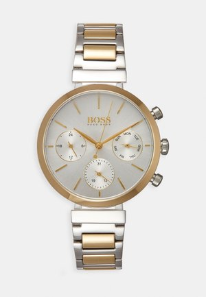 FLAWLESS - Horloge - silver-coloured/gold-coloured