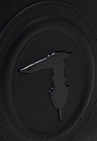 Trussardi - LISBONA BACKPACK SMOOTH - Rucksack - black - 6
