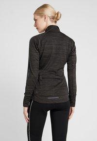 Craft - IDEAL THERMAL  - Outdoorová bunda - black melange - 2