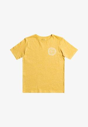 ENDLESS TRIP  - Print T-shirt - rattan heather