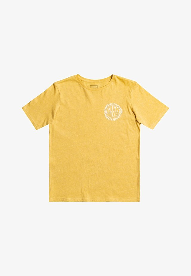 ENDLESS TRIP  - T-shirt print - rattan heather
