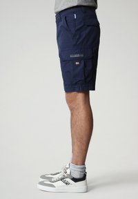 Napapijri - N-ICE CARGO - Shorts - medieval blue - 2