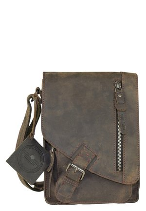 VINTAGE REVIVAL - Across body bag - charcoal