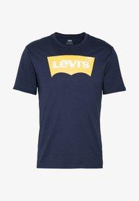 HOUSEMARK GRAPHIC TEE - T-shirt print - dark blue