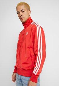 adidas Originals - FIREBIRD ADICOLOR SPORT INSPIRED TRACK TOP - Sportovní bunda - lush red - 3
