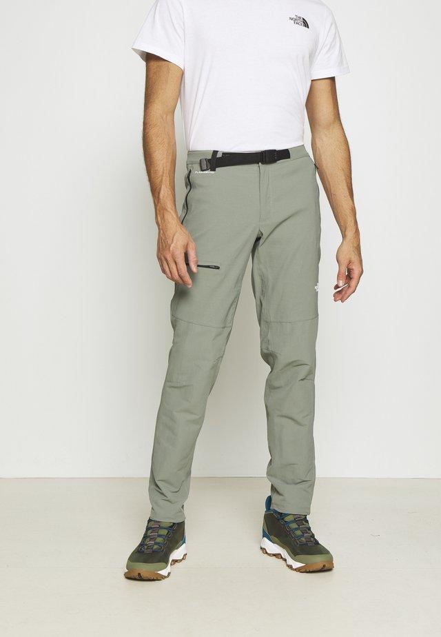 LIGHTNING PANT - Kalhoty - agave green