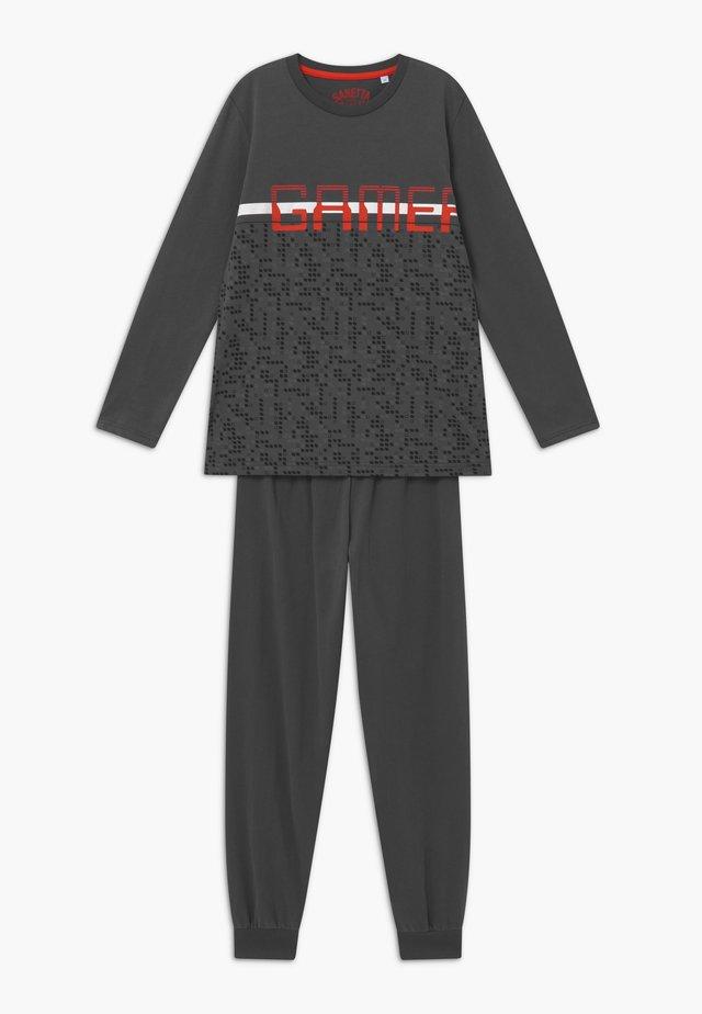 PYJAMA LONG - Pyjama - schiefer