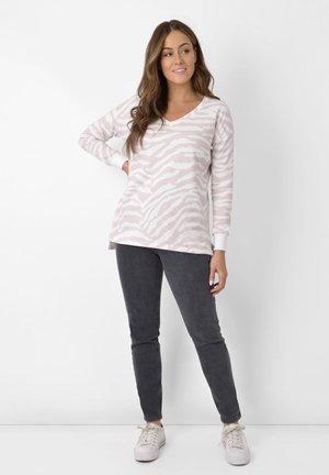 ZEBRA - Sweatshirt - off-white