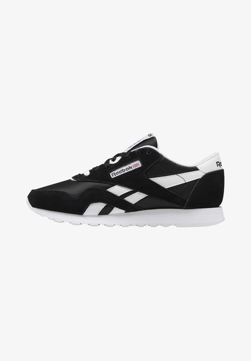 Reebok Classic - CLASSIC NYLON SHOES - Trainers - black