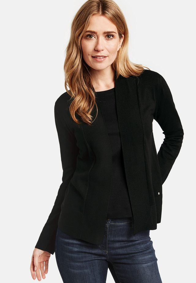 STRICK - Cardigan - black