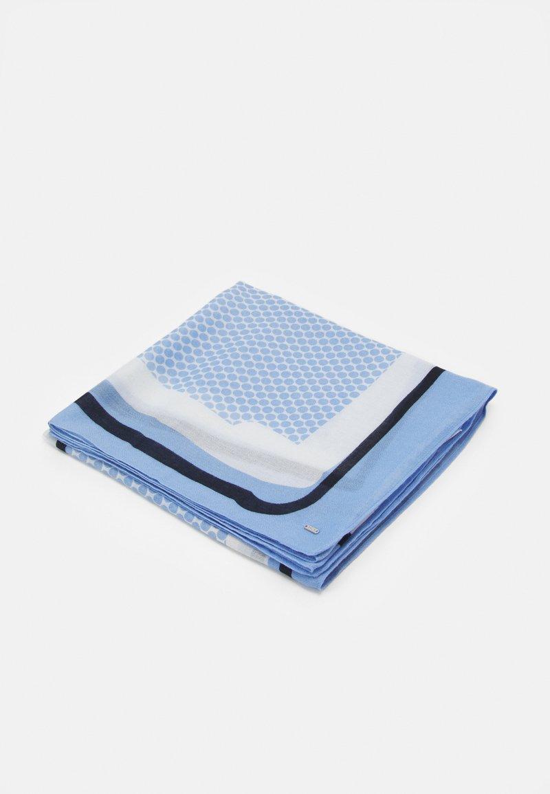 Opus - AYOGI SCARF - Scarf - blue mood