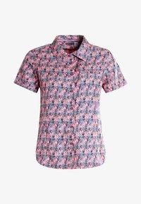 Icepeak - Button-down blouse - raspberry - 3