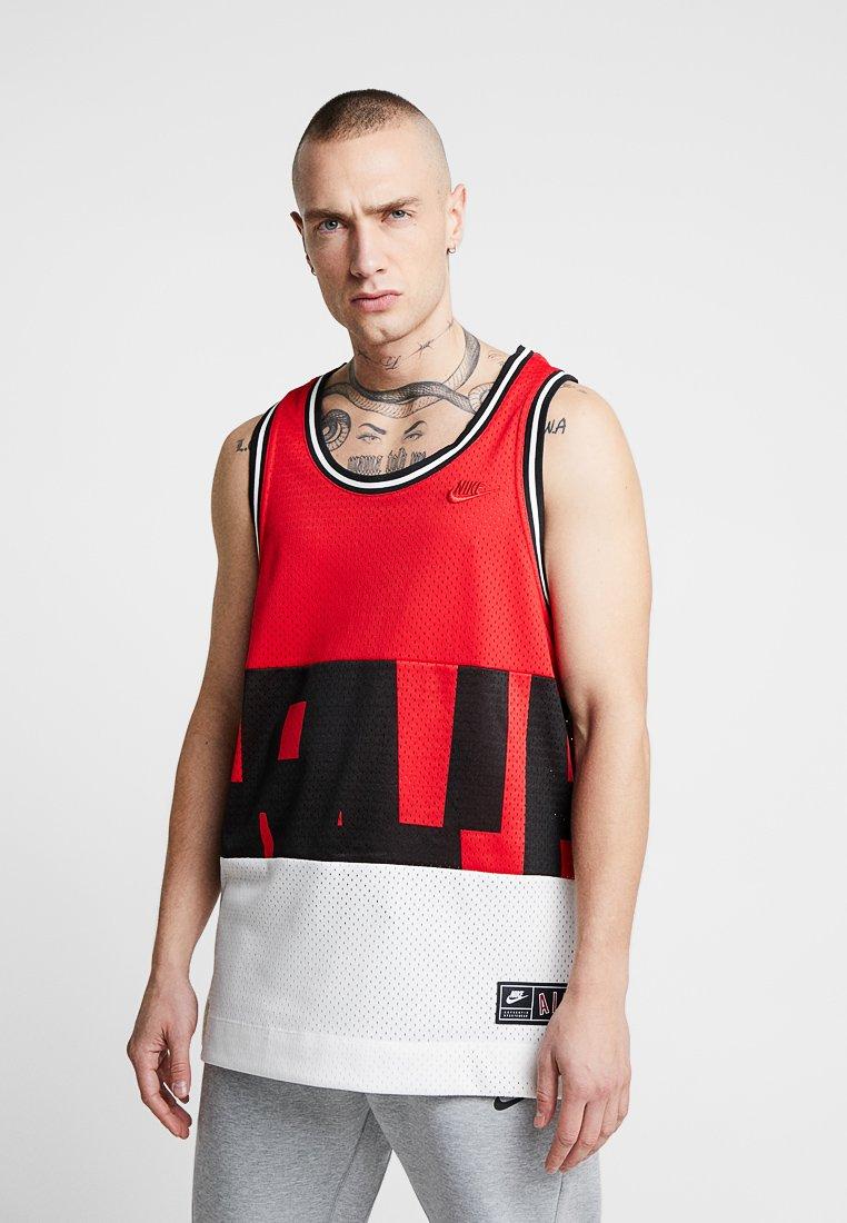 Nike Sportswear - AIR TANK - Top - university red/sail
