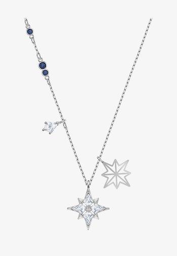SYMBOL PENDANT STAR  - Naszyjnik - silver-coloured
