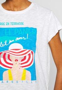 Kaporal - RARE - Print T-shirt - white - 4
