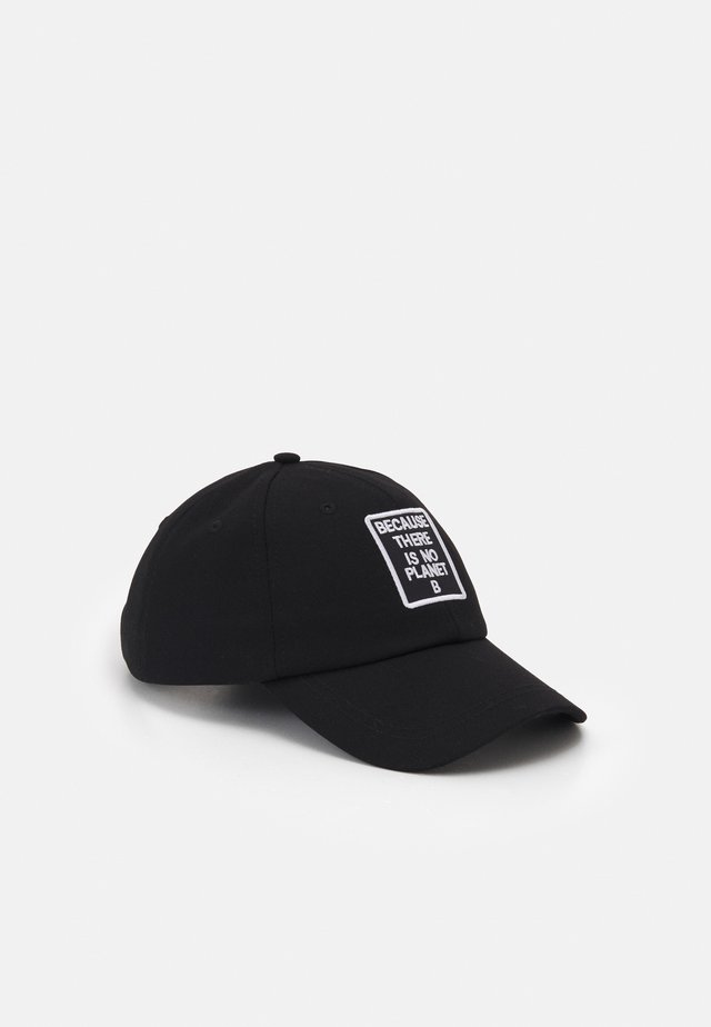 PATCH MAN UNISEX - Casquette - black