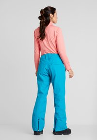 Wearcolour - CORK PANT - Skibukser - enamel blue - 2