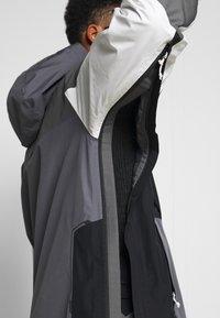 Burton - BANSHY CASTLEROCK  - Snowboard jacket - castlerock/multi - 5