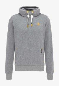 Schmuddelwedda - Sweatshirt - grey melange - 4