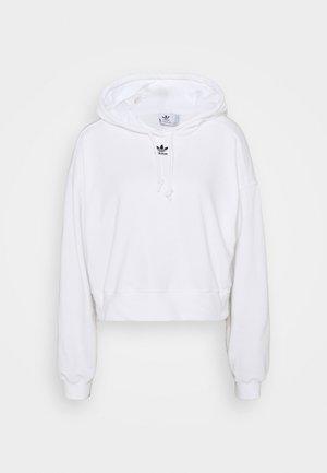 HOODIE - Huppari - white