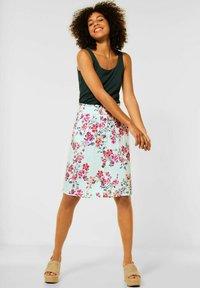 Street One - A-line skirt - grün - 1