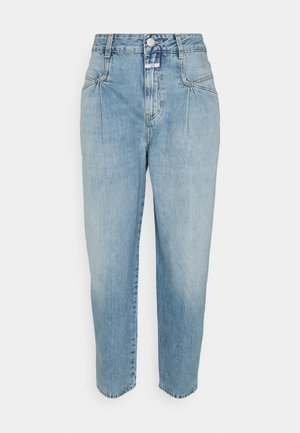 PEARL - Relaxed fit jeans - light blue