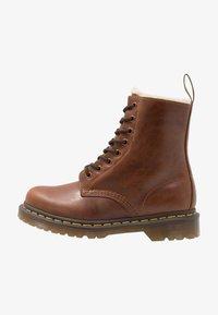 Dr. Martens - 1460 SERENA - Lace-up ankle boots - butterscotch orleans - 1