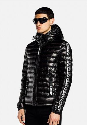 DIAMOND - Gewatteerde jas - black
